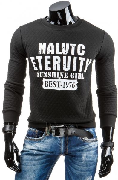 Vyriškas džemperis Nalvtc Eteruity (Juodas) Paveikslėlis 1 iš 6 310820031454