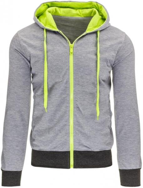 Vyriškas džemperis Novinger (Pilkas) Paveikslėlis 1 iš 2 310820040523