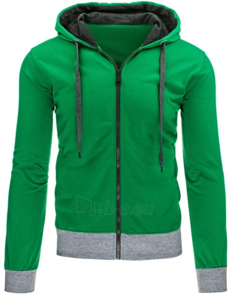 Vyriškas džemperis Novinger (Žalias) Paveikslėlis 1 iš 2 310820035491