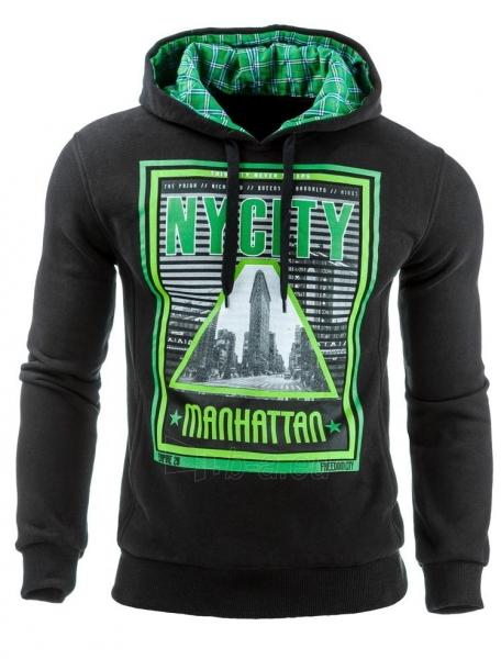 Vyriškas džemperis Nycity (Juodas) Paveikslėlis 1 iš 1 310820031874