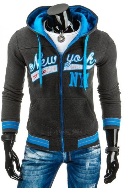 Vyriškas džemperis NYWear (Antracitas) Paveikslėlis 1 iš 6 310820032156