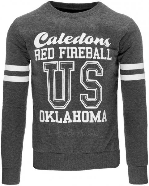 Vyriškas džemperis Oklahoma (Antracitas) Paveikslėlis 1 iš 7 310820032146