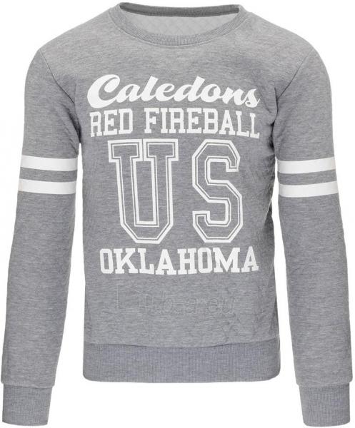 Vyriškas džemperis Oklahoma (Pilkas) Paveikslėlis 1 iš 7 310820032145