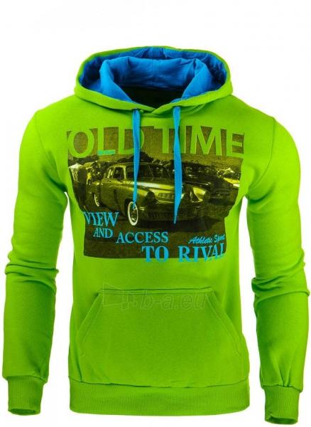 Vyriškas džemperis OldTime (Lime) Paveikslėlis 1 iš 1 310820032123