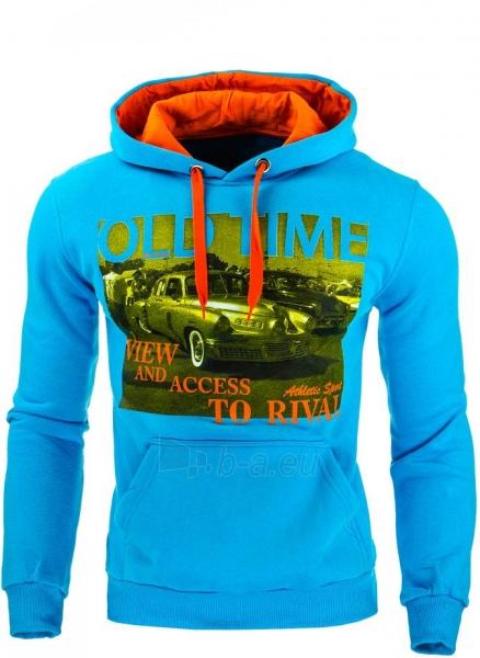 Vyriškas džemperis OldTime (Turkis) Paveikslėlis 1 iš 1 310820032124
