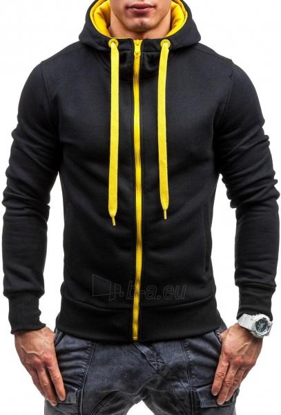 Vyriškas džemperis Owen (juodos spalvos) Paveikslėlis 1 iš 7 310820046937