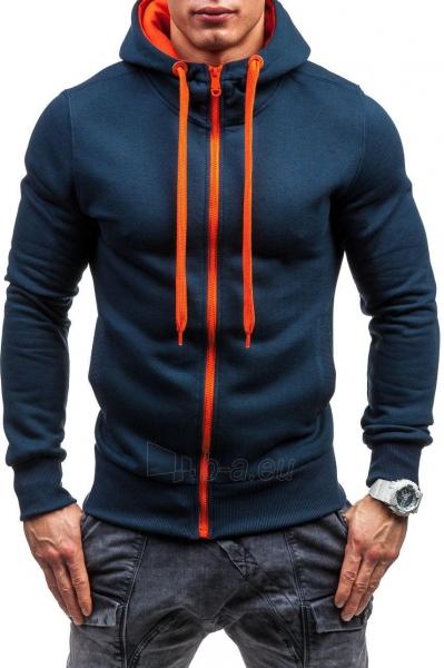 Vyriškas džemperis Owen (mėlynos spalvos) Paveikslėlis 1 iš 7 310820046940