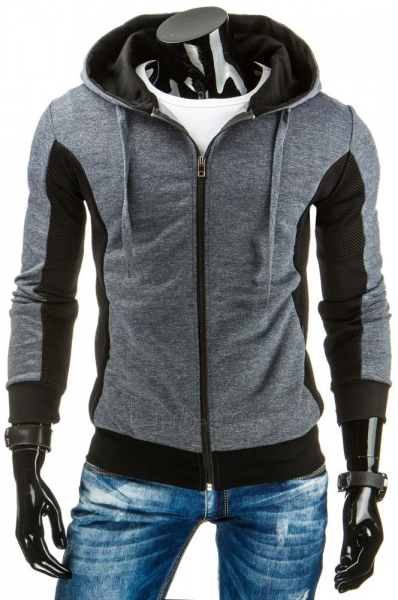 Vyriškas džemperis Paden (Antracitas) Paveikslėlis 1 iš 6 310820035017