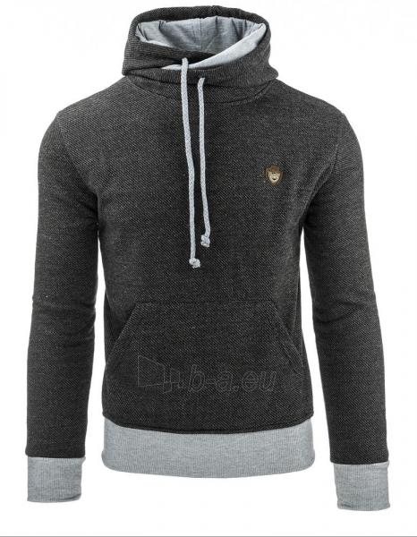 Vyriškas džemperis Parker (Juodas) Paveikslėlis 1 iš 2 310820035131