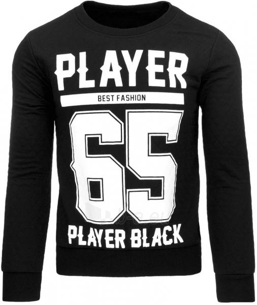 Vyriškas džemperis Player65 (Juodas) Paveikslėlis 1 iš 7 310820032141