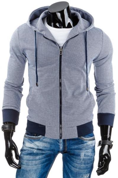 Vyriškas džemperis Pleasant (Tamsiai mėlynas) Paveikslėlis 1 iš 6 310820031915