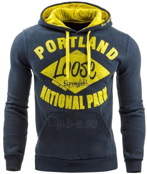 Vyriškas džemperis Portland (Grafitinė) Paveikslėlis 1 iš 1 310820031690
