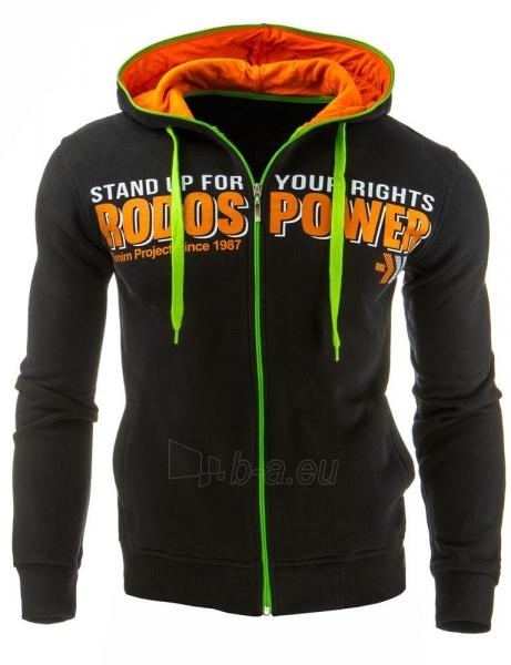 Vyriškas džemperis Power (Juodas) Paveikslėlis 1 iš 1 310820032164