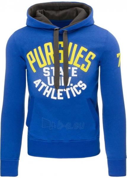 Vyriškas džemperis Pursues (Mėlynas) Paveikslėlis 1 iš 7 310820030888