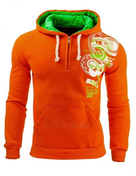 Vyriškas džemperis Rodoss (Orandžinis) Paveikslėlis 1 iš 1 310820037012