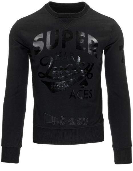 Vyriškas džemperis Shageluk (Juodas) Paveikslėlis 1 iš 7 310820032191
