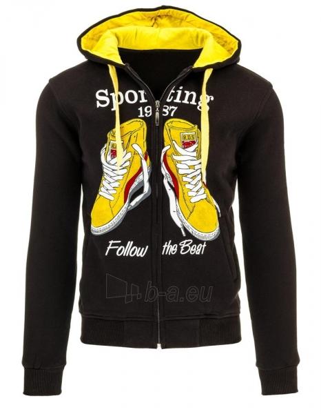 Vyriškas džemperis Shoes (Juodas) Paveikslėlis 1 iš 1 310820035299