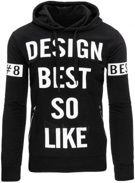 Vyriškas džemperis So Like (Juodas) Paveikslėlis 1 iš 7 310820031919