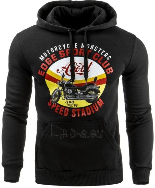 Vyriškas džemperis SpeedStadium (Juodas) Paveikslėlis 1 iš 1 310820031719