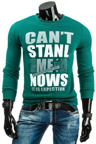 Vyriškas džemperis Stanl (Žalias) Paveikslėlis 1 iš 6 310820034954