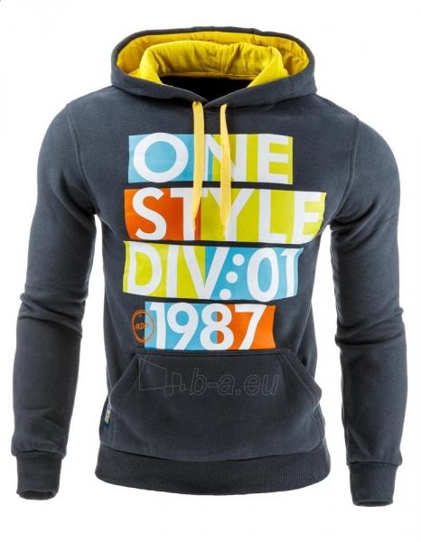 Vyriškas džemperis Style (Grafitinis) Paveikslėlis 1 iš 1 310820031883