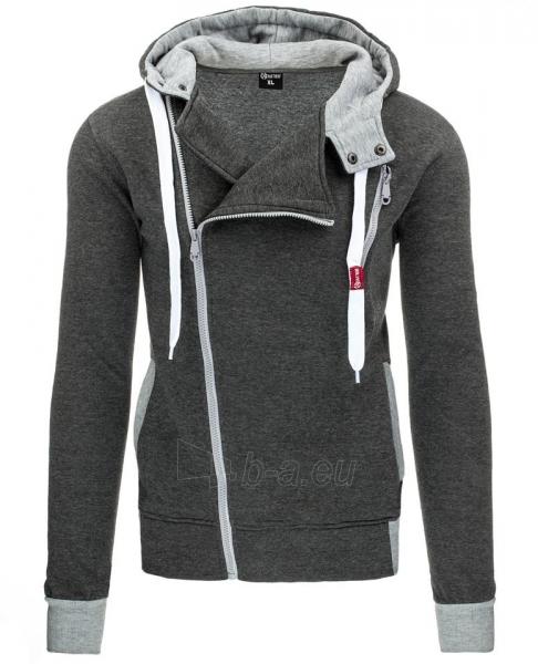 Vyriškas džemperis Theon (antracitas) Paveikslėlis 1 iš 7 310820046201