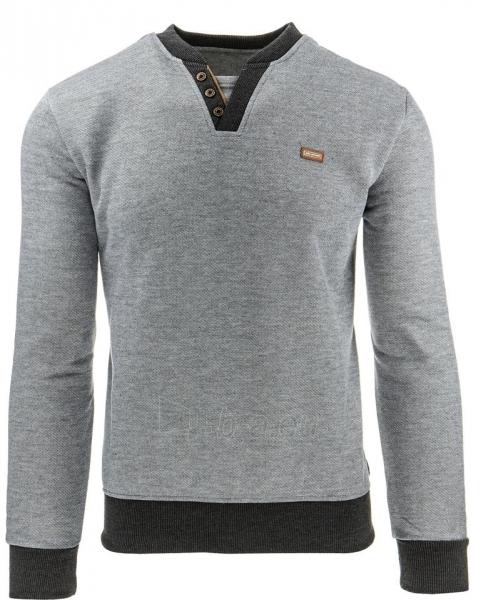 Vyriškas džemperis Thomps (Pilkas) Paveikslėlis 1 iš 2 310820035093