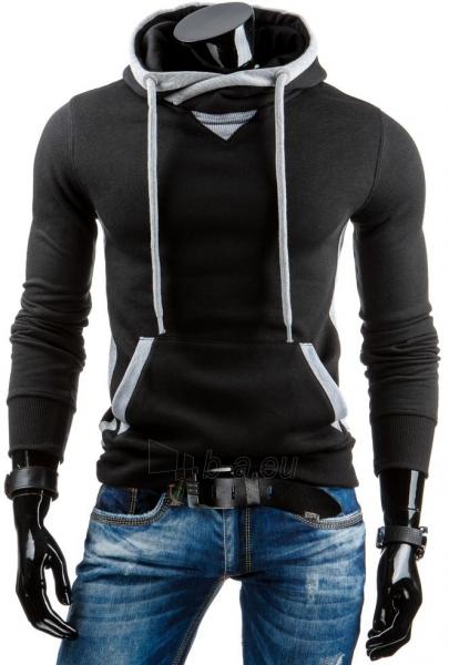 Vyriškas džemperis Tomy (Juodas) Paveikslėlis 1 iš 7 310820031487