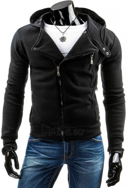 Vyriškas džemperis Ulysses (Juodas) Paveikslėlis 1 iš 6 310820043726