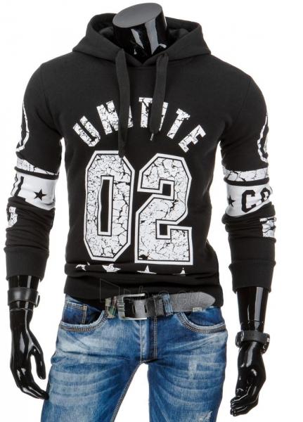 Vyriškas džemperis Unitite 02 (Juodas) Paveikslėlis 1 iš 6 310820031483