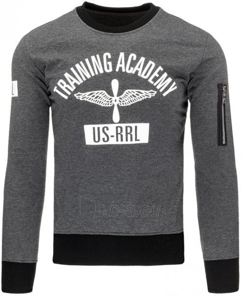Vyriškas džemperis Us-Rrl (Antracitas) Paveikslėlis 1 iš 7 310820032180