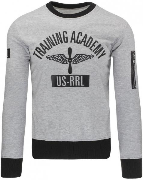 Vyriškas džemperis Us-Rrl (Pilkas) Paveikslėlis 1 iš 7 310820032179