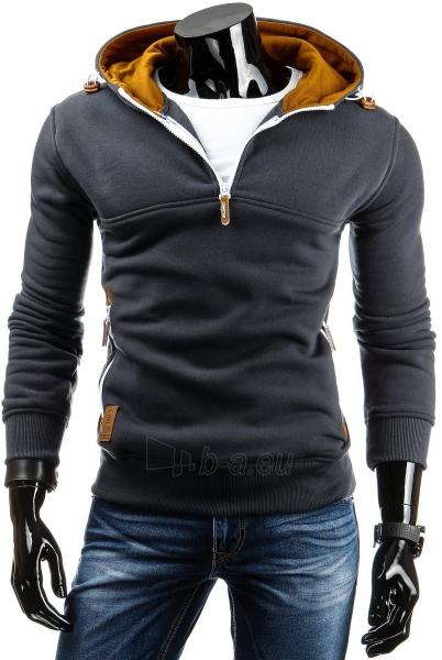 Vyriškas džemperis Vaughn (Grafitas) Paveikslėlis 1 iš 6 310820043556