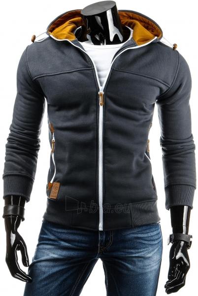 Vyriškas džemperis Vere (Grafitas) Paveikslėlis 1 iš 6 310820045263