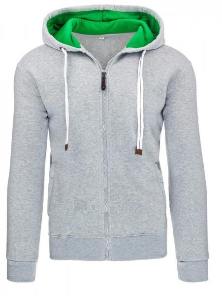 Vyriškas džemperis Vern (Pilkas) Paveikslėlis 1 iš 7 310820030763