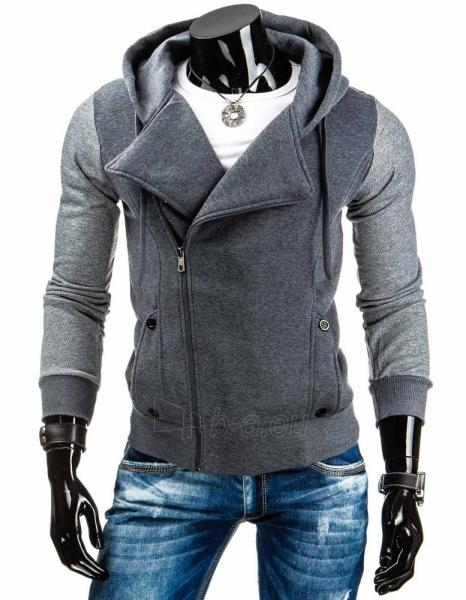 Vyriškas džemperis Vernon (Grafitas) Paveikslėlis 1 iš 6 310820036892