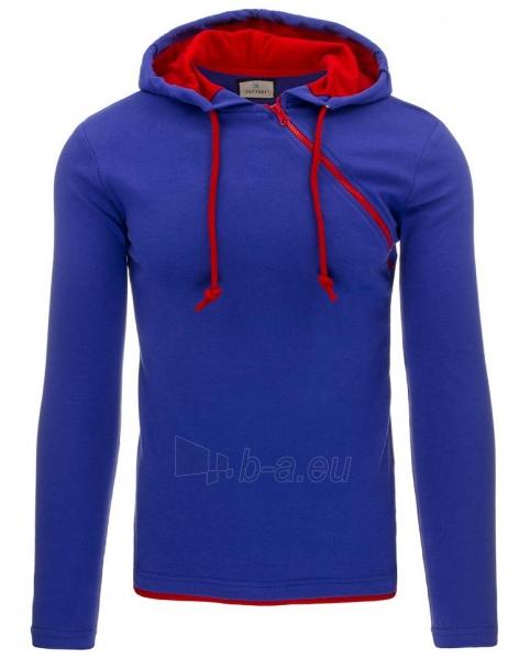 Vyriškas džemperis Vic. (Mėlynas) Paveikslėlis 1 iš 7 310820031285