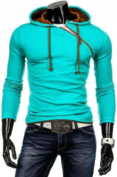 Vyriškas džemperis Vic (Žalias) Paveikslėlis 1 iš 6 310820043437