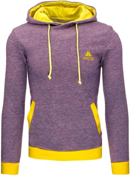 Vyriškas džemperis Victor (Violetinis) Paveikslėlis 1 iš 7 310820030758