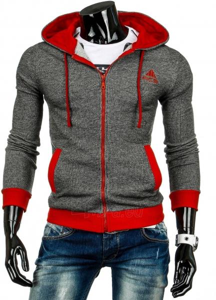 Vyriškas džemperis Vin (Pilkas) Paveikslėlis 1 iš 6 310820045261