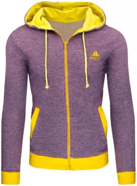 Vyriškas džemperis Vin (Violetinis) Paveikslėlis 1 iš 7 310820030754