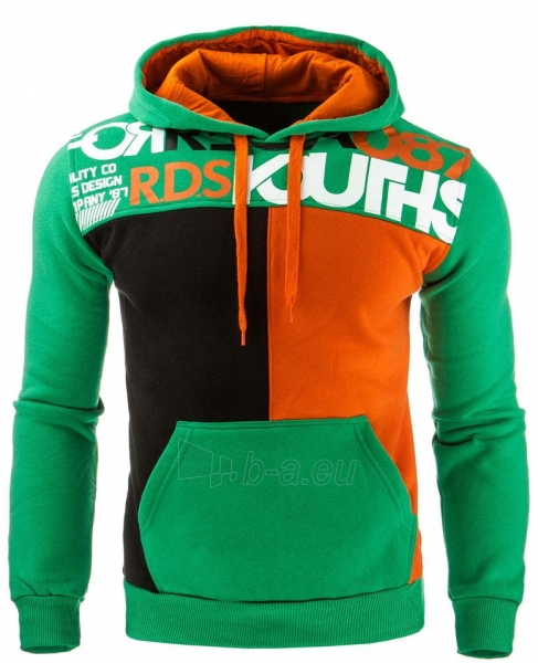 Vyriškas džemperis Virgil (Žalias) Paveikslėlis 1 iš 1 310820032058