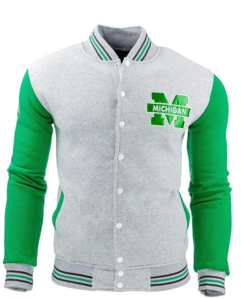 Vyriškas džemperis W (Pilkas) Paveikslėlis 1 iš 1 310820031999
