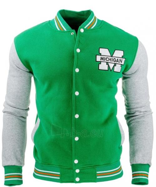 Vyriškas džemperis W (Žalias) Paveikslėlis 1 iš 1 310820031998