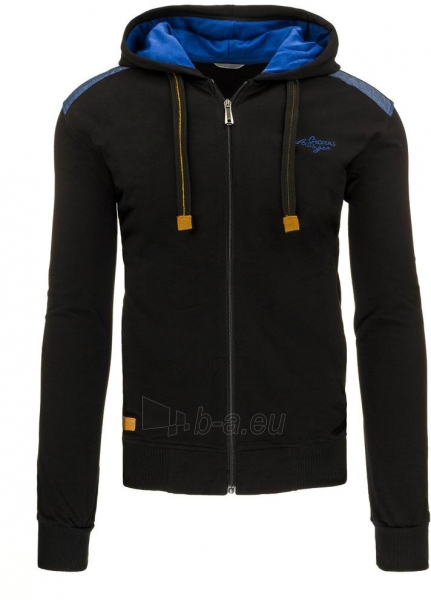 Vyriškas džemperis Walter (Juodas) Paveikslėlis 1 iš 7 310820030743