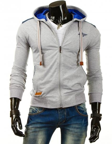 Vyriškas džemperis Walter (Pilkas) Paveikslėlis 1 iš 6 310820043436