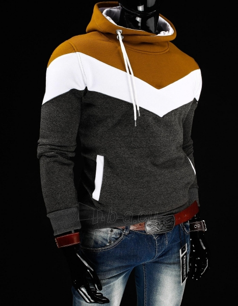 Vyriškas džemperis Wardell (Grafitas) Paveikslėlis 1 iš 6 310820030732