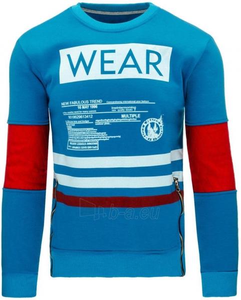 Vyriškas džemperis Wear (Mėlynas) Paveikslėlis 1 iš 7 310820031516
