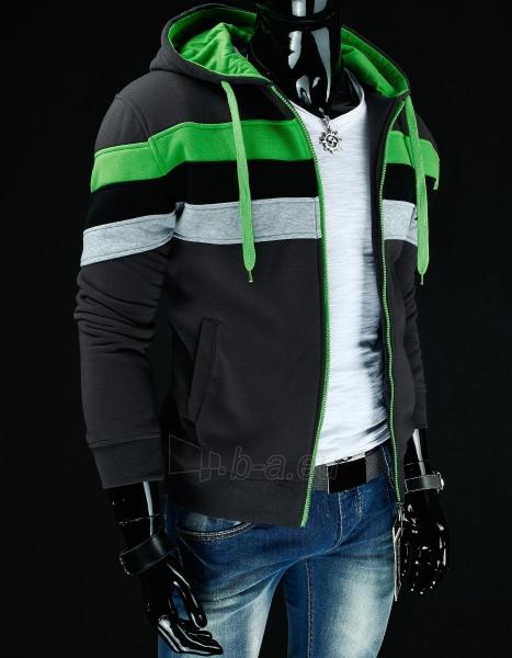 Vyriškas džemperis Wendell (Juodas) Paveikslėlis 1 iš 6 310820030731