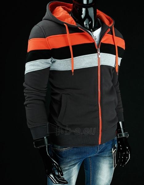 Vyriškas džemperis Wesley (Juodas) Paveikslėlis 1 iš 6 310820045872